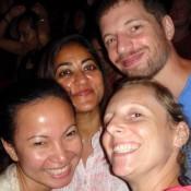 Jennifer, Kalpana, Nicole Und Ich Beim Rainforest World Music Festival