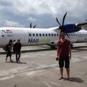 Weiterflug Nach Mulu