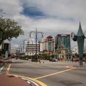 In Bandar Seri Begawan