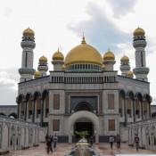 """""""jame'asr Hassanal Bolkiah"""" Moschee"""