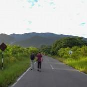 Auf Dem Weg Zum Nationalpark