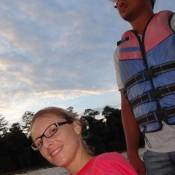 Nicole Und Unser Guide Arshad