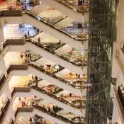 Berjaya Times Square Shoppingcenter – Eines Der Weltweit Größten Shoppincenter