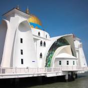 """""""selat Melaka"""" Moschee"""