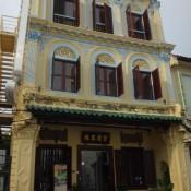 In Den Straßen Von Melaka – Schön Dekoriertes Haus
