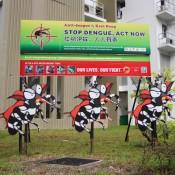 Anti Dengue Fieber Plakate