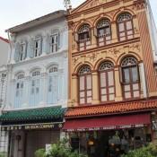 Im Arabischen Viertel Kampong Glam
