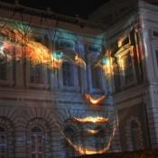 Singapore Night Festival – Show Am Nationalmuseum