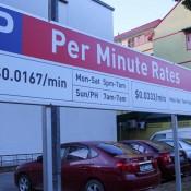 Parkplatzgebühren – Ziemlich Genaue Abrechnung