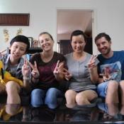 Unsere Gastfamilie – Wei Xaio Und Shi Jing