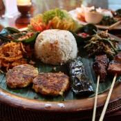 Typisch Balinesisches Essen