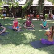 Yoga Und Streching