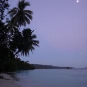 Sonnenuntergang In Raja Ampat