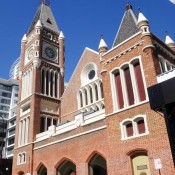 Rathaus Von Perth