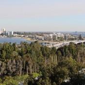 Blick Auf Perth