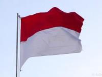 Flagge Indonesiens