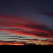 Sonnenuntergang In Bunbury