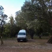 Auf Dem Campingplatz In Gracetown