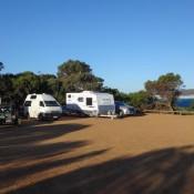 Campingplatz Am Lucky Bay