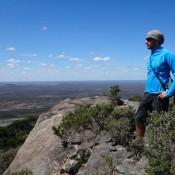Auf Dem Frenchman Peak