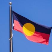Flagge Der Aborigines