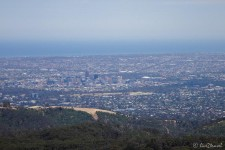 Adelaide von oben (Adelaide an der Südküste Australiens)