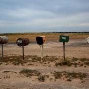 Briefkästen Am Straßenrand