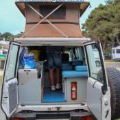 Unser Camper Jeep