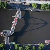 Southbank Brücke Von Oben