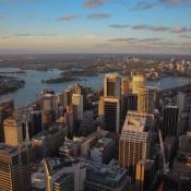Blick Vom Sydney Tower