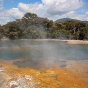 Heiße Quellen Im Kuirau Park