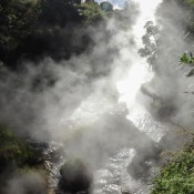 Kochender Fluß Im Waikite Valley