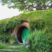 Beutelsend – Hobbithöhle Von Bilbo Beutlin