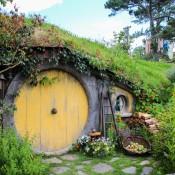 Hobbithöhle Von Samweis Gamdschie