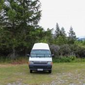 Unser Camper Im Glentanner Park