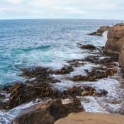 Küste An Der Porpoise Bay
