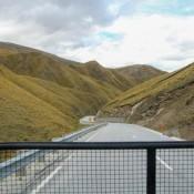 Durch Die Berge Nach Wanaka
