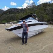 Bei Ebbe Liegen Die Boote Auf Dem Trockenen