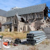 Ruine Der Christchurch Cathedral