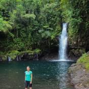 Afu Aau Wasserfall