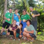 Die Kokosnuß Gruppe