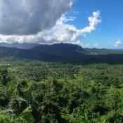 Auf Dem Weg Zur Fagaloa Bay