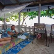 Akoi Fales An Der Fagaloa Bay
