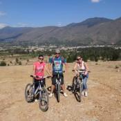 Fahrradtour In Der Umgebung Von Villa De Leyva