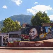 Graffiti Tour Durch Bogotá