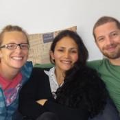 Unsere Spanischlehrerin Andrea