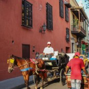 In Den Gassen Von Cartagena