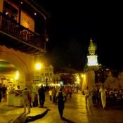 Die Altstadt Bei Nacht