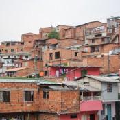 Das Armenviertel Comuna 13