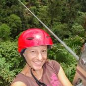 Nicole über Dem Wald